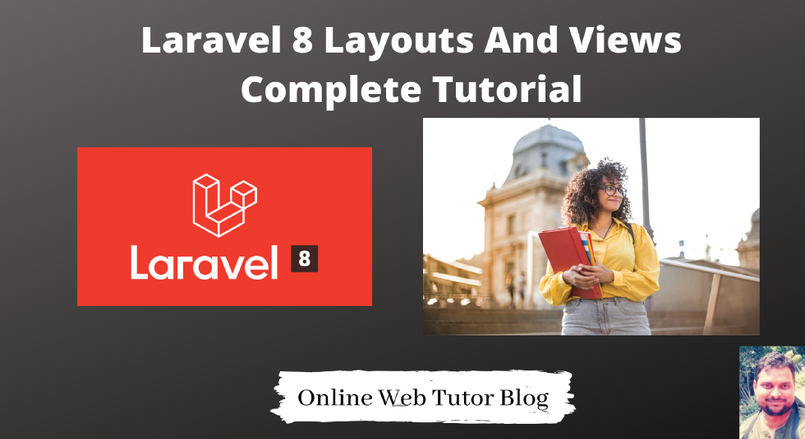 Laravel 8 Layouts And Views