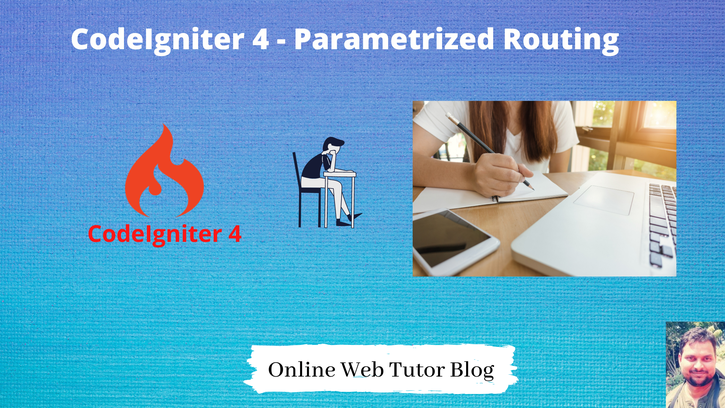 Parametrized-Routes-in-CodeIgniter-4-Parameters-Routing