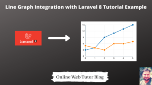 Line-Graph-Integration-with-Laravel-8-Tutorial-Example